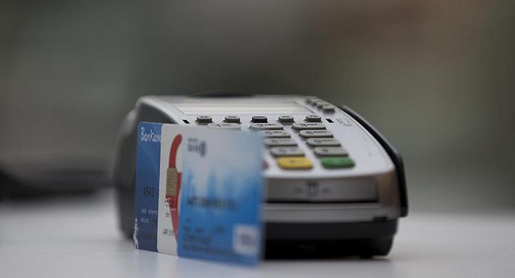 Türkiye'de cüzdan başına 2 kredi kartı düşüyor