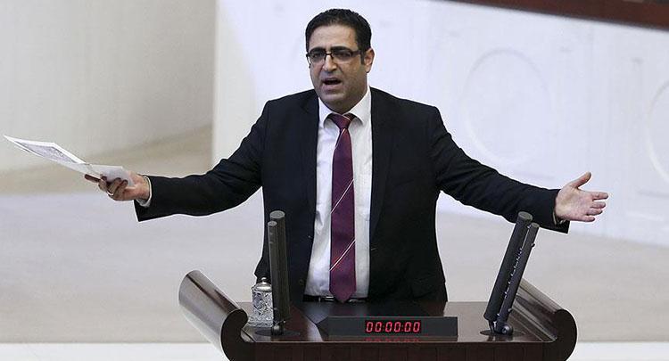 HDP Grup Başkanvekili Baluken tutuklandı