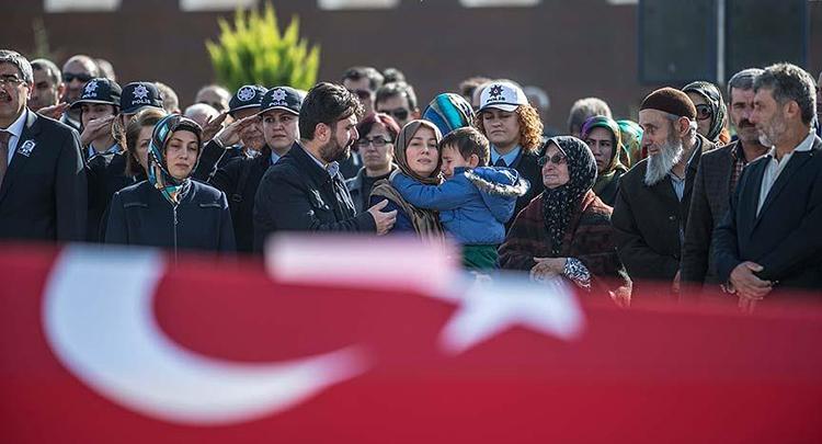 Şehit Kaymakam Safitürk'ün cenazesi Sakarya'ya gönderildi