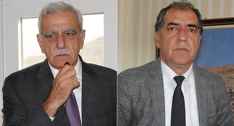 Ahmet Türk ve Emin Irmak gözaltına alındı