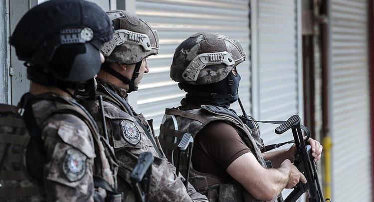 Başkentte terör operasyonu: 11 gözaltı