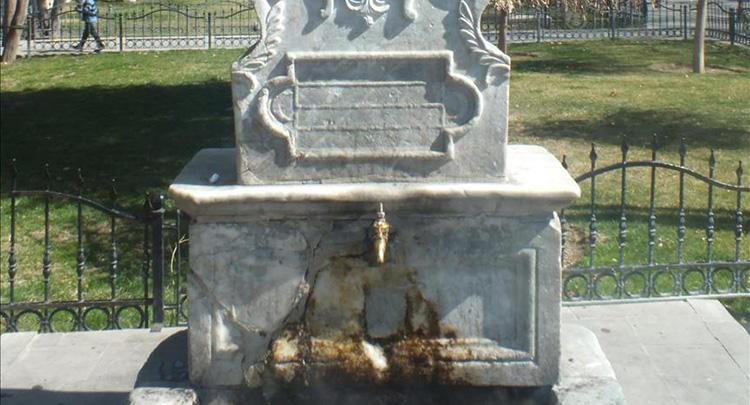 Selçuklu ve Osmanlı'dan miras kalan çeşmeler onarılıyor