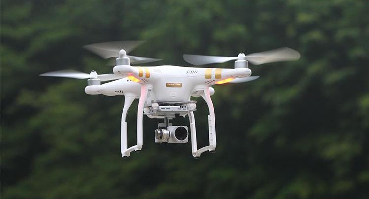 """Kayıp kişiler """"drone"""" ile aranacak"""