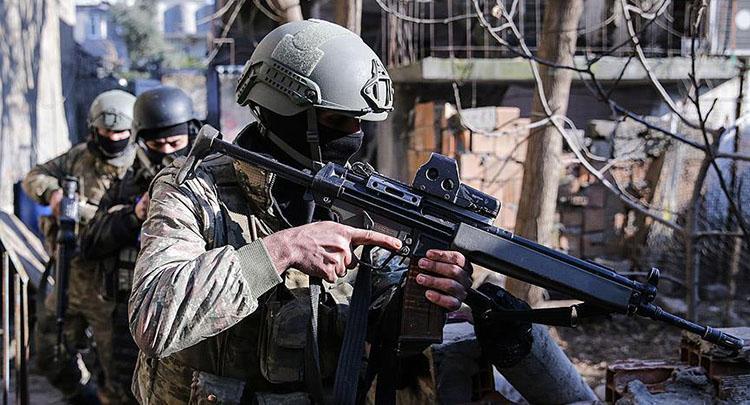 Şırnak ve Hakkari'de 17 terörist etkisiz hale getirildi
