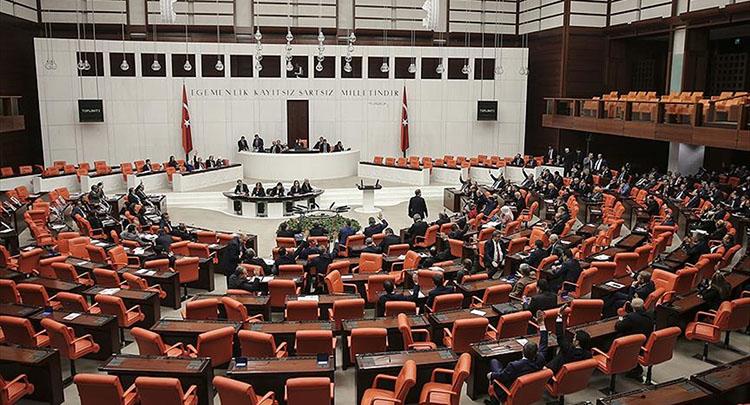 Meclis yılın sonuna kadar yoğun çalışacak
