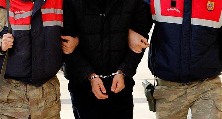 Terör operasyonlarında bir haftada bin 682 gözaltı
