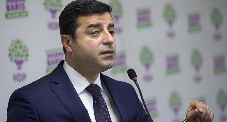 HDP'li heyetin Demirtaş'ı ziyaret talebi kabul edilmedi