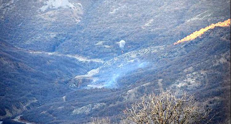 Bitlis'te terör örgütüne ait 21 sığınak ve 3 mevzi imha edildi