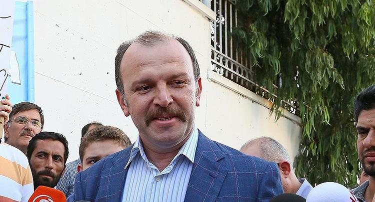 'Askeri casuslukta kumpas'ta eski emniyet müdürüne tutuklama