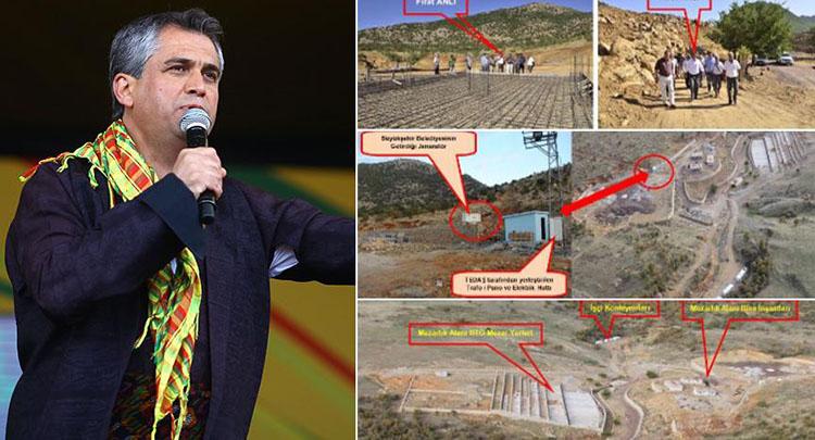 Belediyenin imkanlarını sözde PKK mezarlığı için kullanmaktan yargılanacak