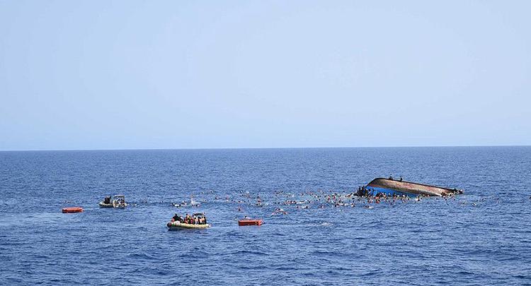 BM: Akdeniz'de sığınmacı ölümleri bu yıl 5 bini aştı