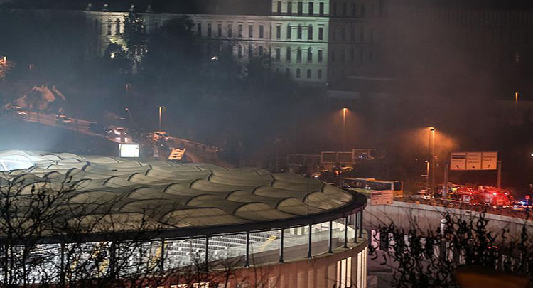 İstanbul'daki terör saldırısında şehit sayısı 44'e yükseldi