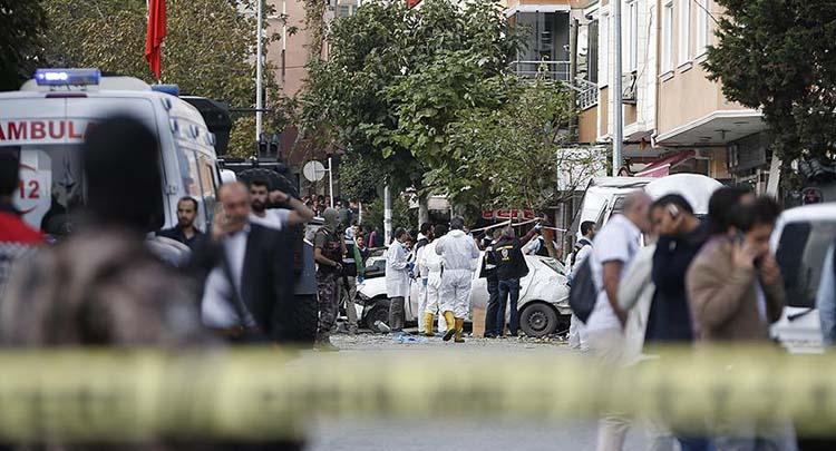 İstanbul'daki saldırıyı gerçekleştiren teröristlerin eşkali belirlendi