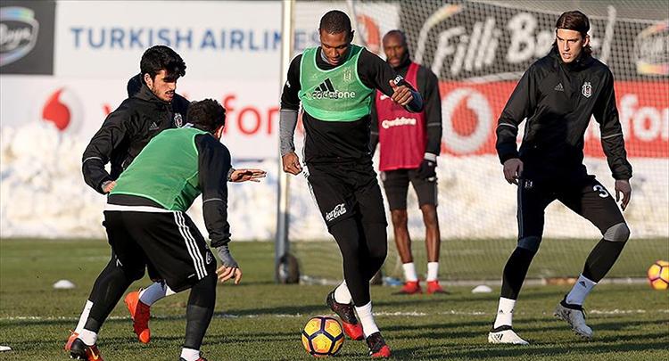 Beşiktaş grubun son maçını Kayseri'de oynayacak