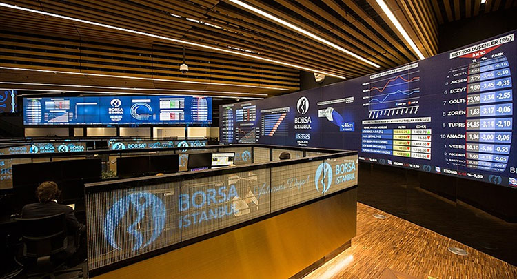 Borsa'da yükseliş yüzde 4'ü aştı