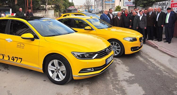 ÖTV muafiyeti 'lüks taksi' hizmeti getirdi