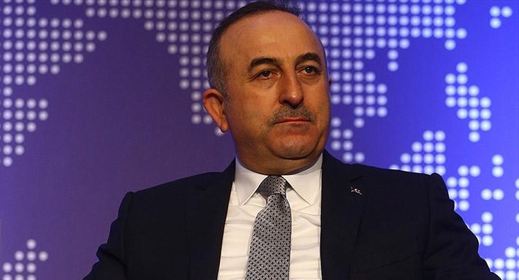 Dışişleri Bakanı Çavuşoğlu Trump'ın parti liderleri yemeğine katıldı