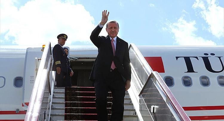 Cumhurbaşkanı Erdoğan Doğu Afrika'ya gidiyor