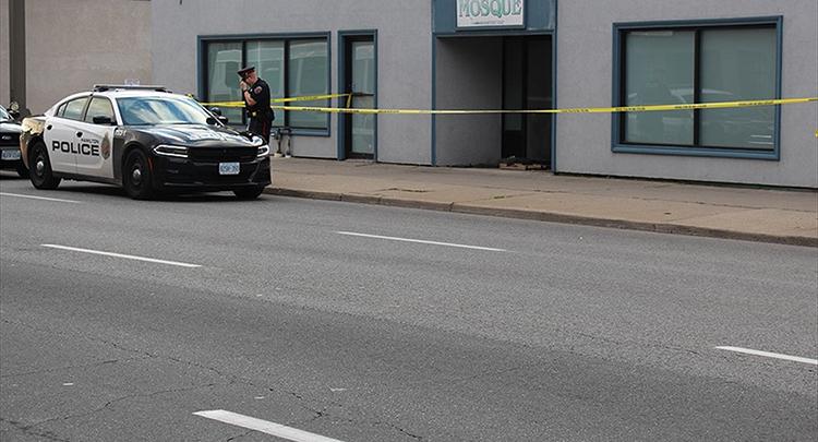 Kanada'da camiye silahlı saldırı: 5 ölü