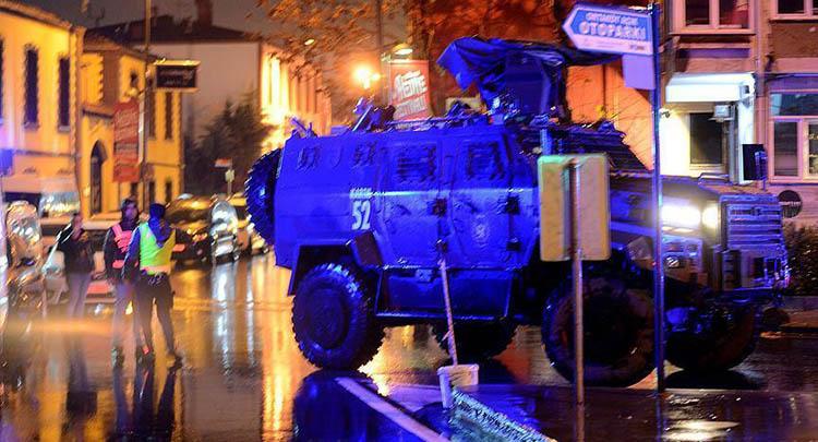 İstanbul'daki saldırıya ilişkin gözaltı sayısı 14'e yükseldi