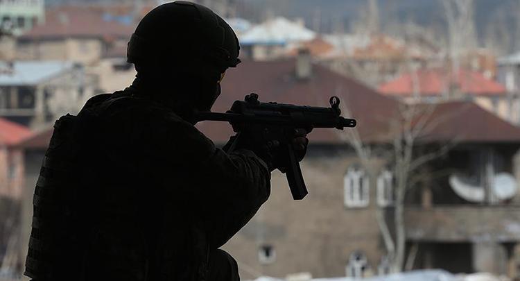 Bir haftada 26 terörist etkisiz hale getirildi