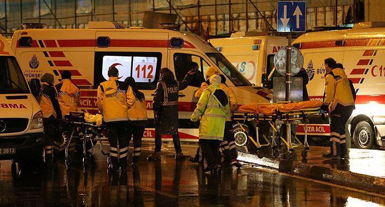 İstanbul'daki terör saldırısında yaralanan 32 kişinin tedavisi sürüyor