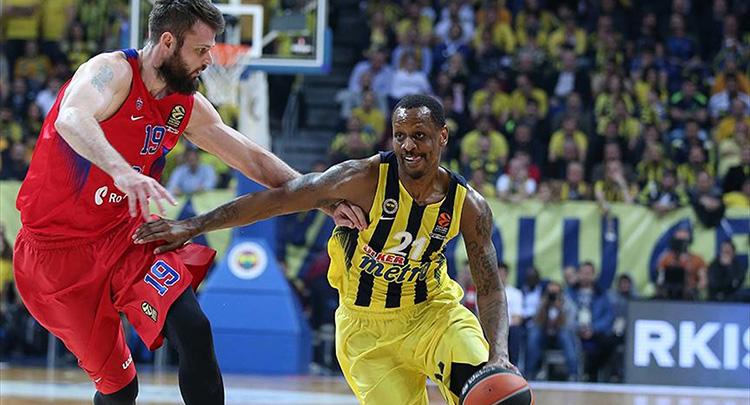 Fenerbahçe, CSKA Moskova'yı iki maçta da geçmeyi başardı