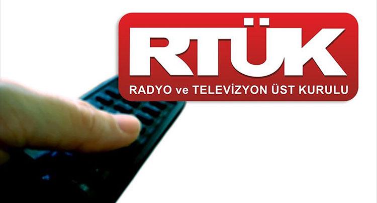 RTÜK'ten kanallara 'argo' cezası