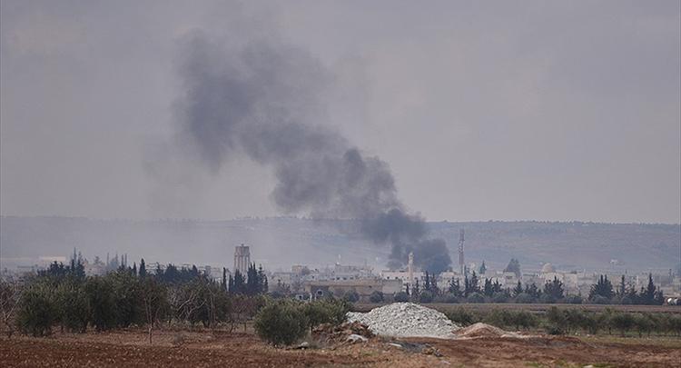 Fırat Kalkanı Harekatında 166'ncı gün: DEAŞ'a ait 259 hedef ateş altına alındı