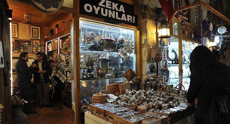 Uzak Doğu'da yapılıyor, Gaziantep'te satılıyor
