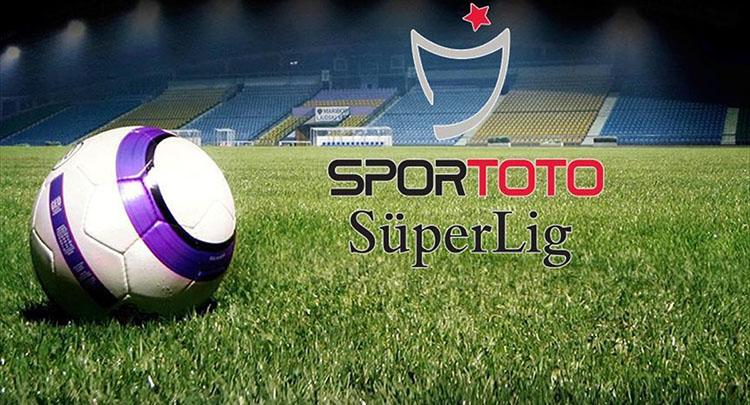 Spor Toto Süper Lig'de 21. hafta heyecanı