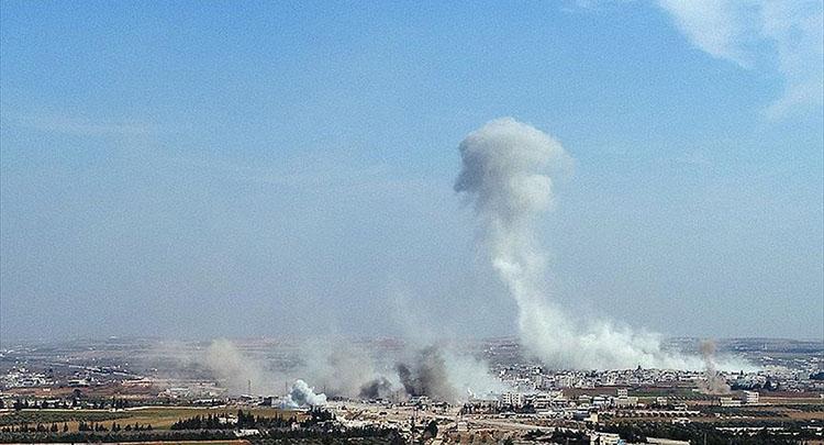 Fırat Kalkanı'nda 181'inci gün: 140 DEAŞ hedefi vuruldu, 27 terörist etkisiz hale getirildi