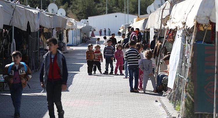 Dillerinde Türkiye duası, akıllarında Suriye özgürlüğü