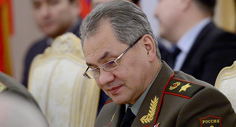 Rusya Savunma Bakanı Şoygu: Türkiye-Rusya arasında askeri teknik işbirliği çalışması yürütülüyor