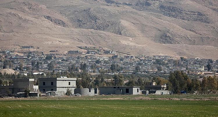 Terör örgütü PKK'dan Irak'ta yeni kamp girişimi