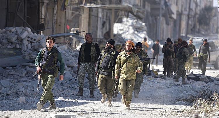 Genelkurmay Başkanlığı: Bab'ın tüm mahallelerinde kontrol sağlandı