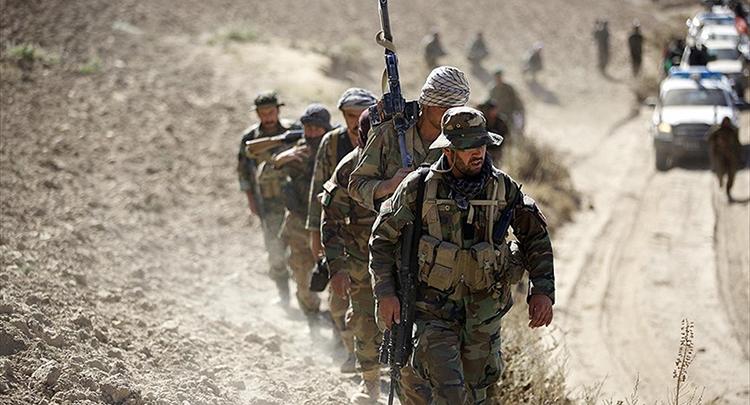 Afganistan'da Taliban'ın sözde bölge valisi öldürüldü