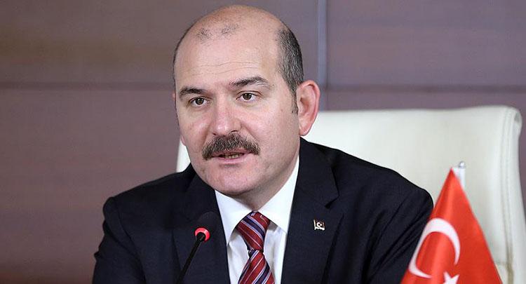 İçişleri Bakanı Soylu: Türkiye hiç kimseyi kapıdan çevirmemiştir