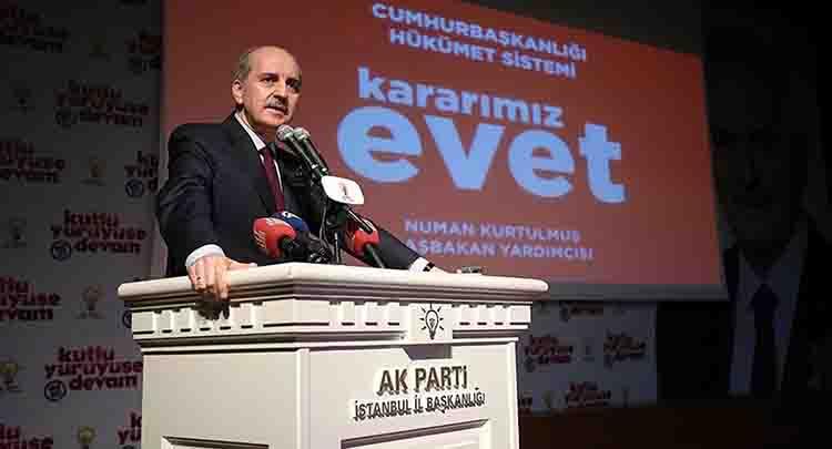 Başbakan Yardımcısı Kurtulmuş: Türkiye artık eski Türkiye değil