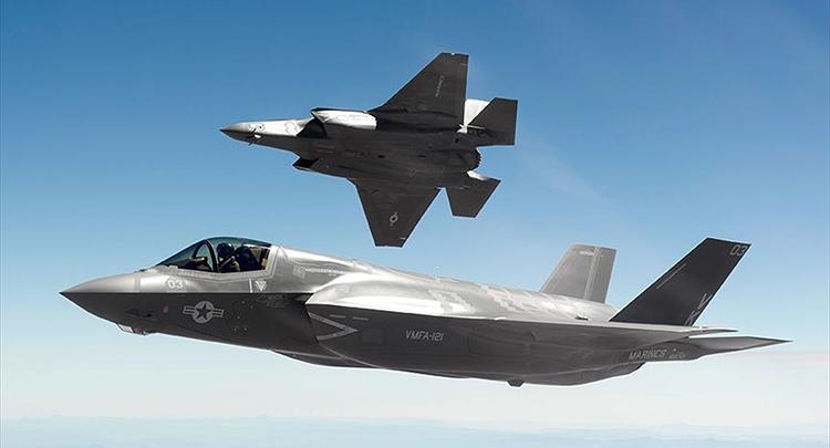 Boeing, F-35'te karar kılan Danimarka'yı mahkemeye verdi