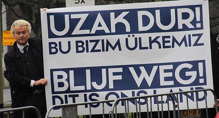 Türkler ırkçı söylemlere karşın Hollanda'da kalıcı