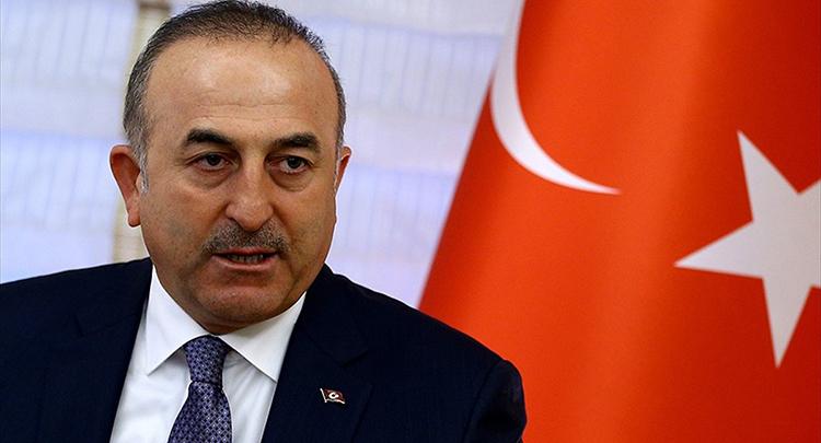 Çavuşoğlu'ndan Kıbrıs için telefon diplomasisi