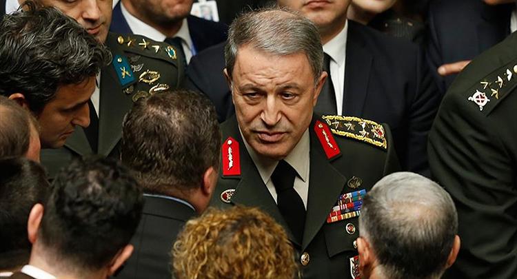 Genelkurmay Başkanı Orgeneral Akar: Terör operasyonlarında kahramanlıklar devam ediyor