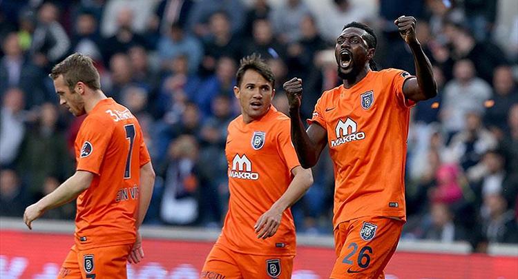 Medipol Başakşehir'in seriyi tamamlamasına tek maç kaldı