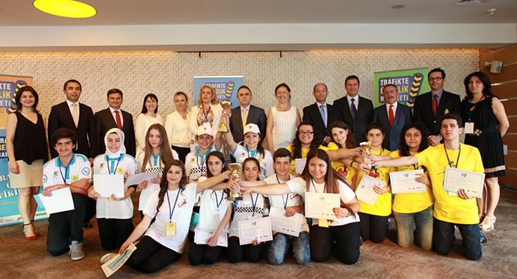 Trafikte Gençlik Hareketi Projesi, CSR Exellence Awards'dan ödül aldı