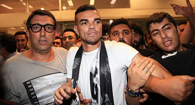 Beşiktaş'ta Pepe'nin maliyeti açıklandı