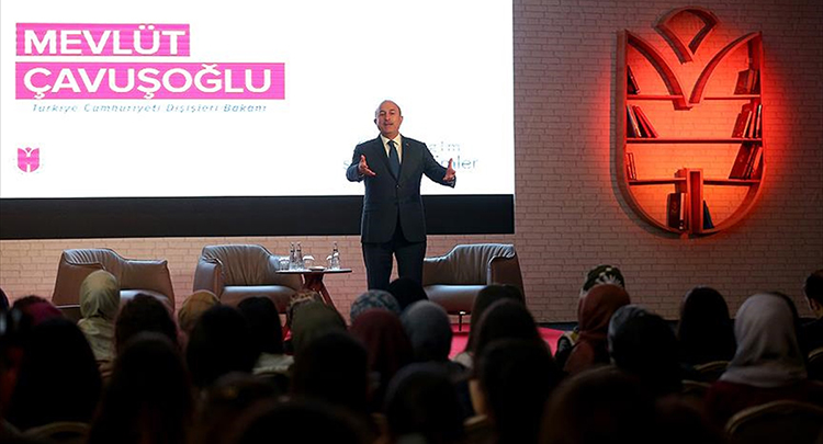 Dışişleri Bakanı Çavuşoğlu: Türkiye insani dış politikada dünyada örnek