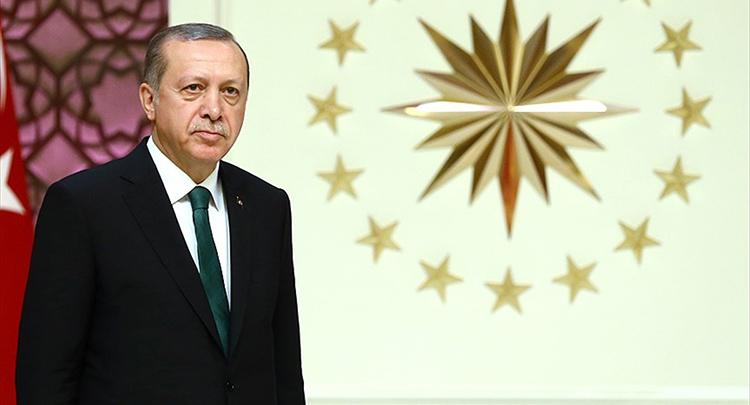 Cumhurbaşkanı Erdoğan Akıncı Üssü davasına müdahillik talebinde bulundu