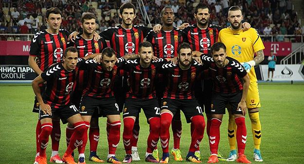 Fenerbahçe'ye ilk kez Makedon rakip