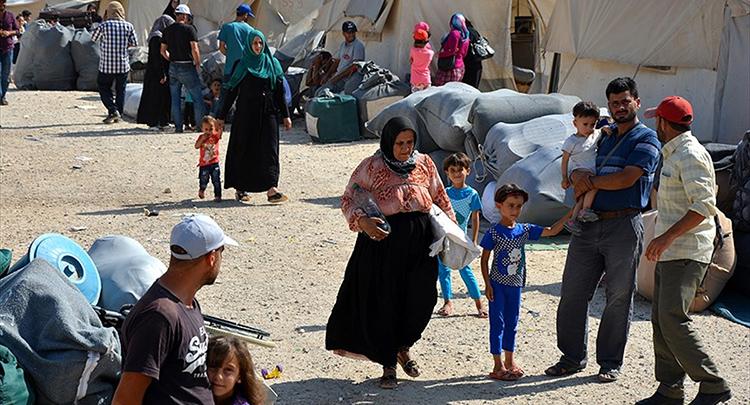Viranşehir çadır kenti boşaltılıyor